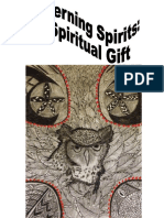 Discerning of Spirits - A Spiritual Gift