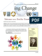 Forcing Change Volume 7, Issue 5