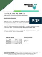 Fl Otd+7 8+Synth