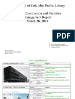Document #10C.1 - Capital Projects Report