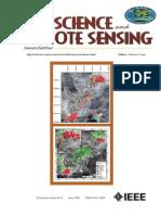 Iiee Geosciencies Remote Sensing