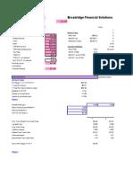 Broad Ridge Financial DCF 092109