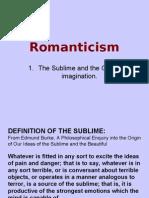Romanticism Power Point 1