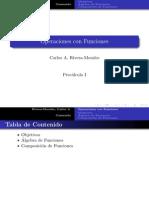Precalculo1 Operaciones Con Funciones