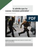 Excesos de Venezuela