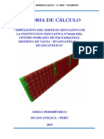 MEMORIA - Porticos - Paltamachay - CP