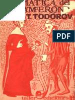 94968529 Tzvetan Todorov Gramatica Del Decameron