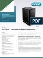DNS 320L Datasheet en UK