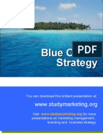 Blue Ocean Strategy ppt