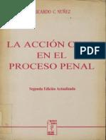 La Accion Civil Proceso Penal Argentino