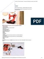 Agulheiro de máquina de costura - Portal de Artesanato - O melhor site de artesanato com passo a passo gratuito