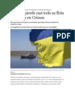 Perdida de Flota Ucraniana