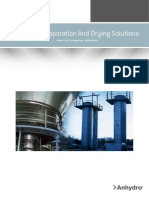 ANH Evaporation and Drying Solutions Chemical Industry 205 01-05-2012 GB