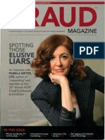 Fraud Mag StoryPamela Meyer's Q&A on deception from FRAUD ... -