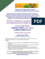 Bahia LCFF Talk