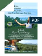 Brochure Eagle Eye