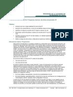 Práctica de laboratorio 9.3.5 Configuración de cliente DHCP