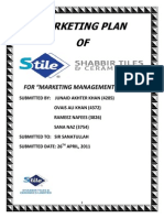 Term Report of Marketing