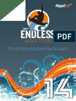 Tour Sponsorship Pack