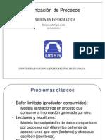 Clase V - Ejercicios Clasicos de Sincronzacion