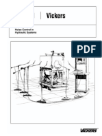 510 - Noise Control in Hydraulic Systems - Eaton Vickers