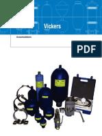 V Fifi Mc003 e Eaton Vickers Accummulators
