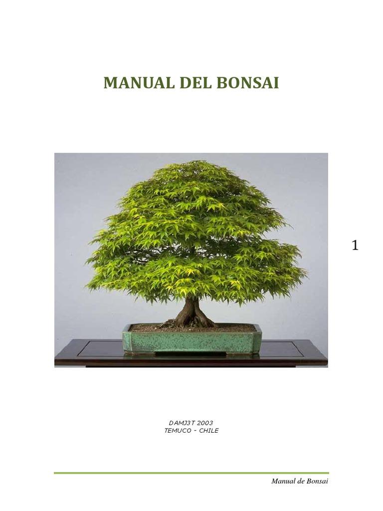 Manual completo - Libros sobre bonsai ...