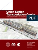 New Haven Union Station TOD Plan