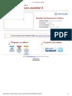 Crear Una Web Con Joomla! 3