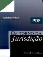 Geraldo Prado - Em torno da jurisdição