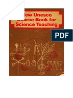 Unesco New Sourcebook for Science Teaching 1973