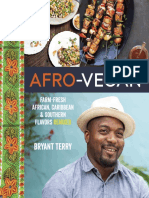 Afro Vegan by Bryant Terry - Recipes