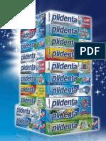 2013. Plidenta Toothpaste Logo Guidelines