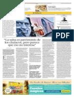 Carlos Loza - Entrevista