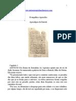 Evangelhos Apócrifos - Apocalipse de Baruch