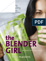 The Blender Girl by Tess Masters - Recipes