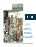 Seguridad Durante La Construccion - Primera Parte (1)
