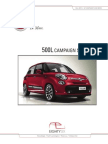 FIAT 500L CAMPAIGN STRATEGY