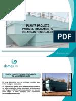 Domosagua Plantas Paquete 2014