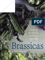 Brassicas by Laura B. Russell - Recipes