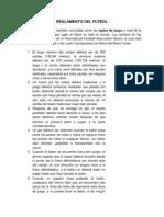 Reglamento Del Futbol666565
