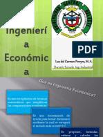 Ingeniería Económica (Primera semana)