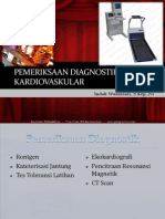 Pemeriksaan Laboratorium Dan Diagnostik Sistem Kardiovaskular