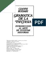 Rodari Gianni La Gramatica de La Fantasia1