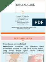 Antenatal Care 2