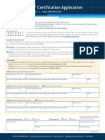 Www.pmi.Org en Certification ~ Media PDF Certifications PMP Application Form