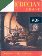 Rosicrucian Digest, March 1950