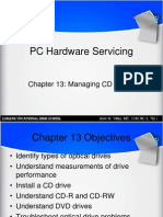 C13 Managing CD Drives