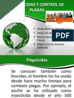 Plaguicidas y Control de Plagas
