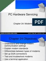 C24 the Modems